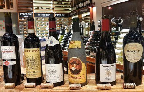 דרך היין – סדנאות יין למתחילים, מתקדמים ומביני עניין