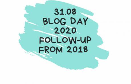 בלוג דיי 2020 – מה קורה עם הבלוגרים מלפני שנתיים?